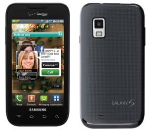 Samsung Galaxy S Series Smartphone