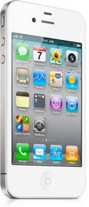 Apple's White iPhone 4