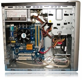 Just because we have laptop in our name doesn't mean we forgot about their big siblings: the desktop computer. We can fix any desktop issues.