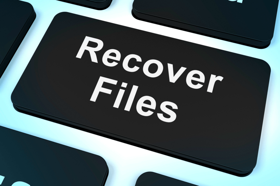 How to recover deleted files from LaptopMD