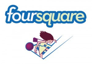 Laptop Repair Foursquare Promo