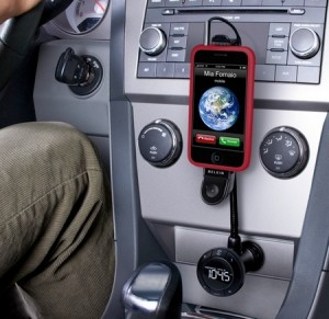 Hands Free iPhone Car Dock