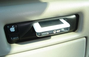 iPod Car Mount