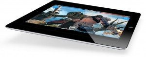 The iPad2: Just like the iPad 1 only a little thinner and a little faster