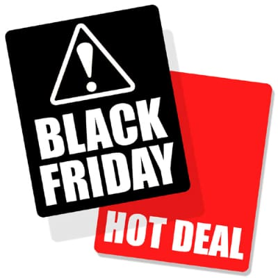 Black friday deals are here. See what we're excited about!