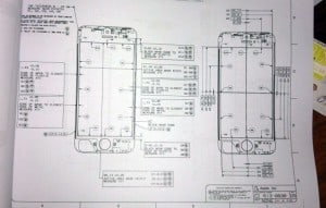 iPhone 5 Repair schematics