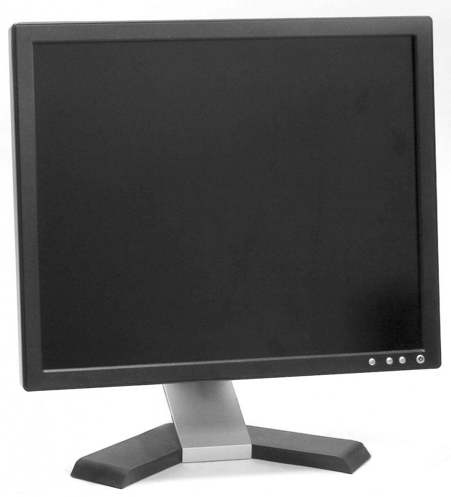 computer black screen repair