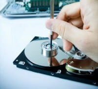Hard Drive Virus Repair